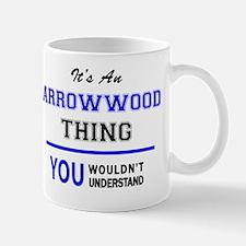 Cute Arrowwood Mug