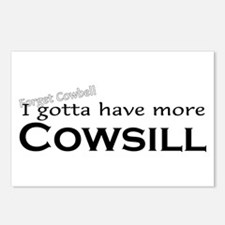 More Cowsill Postcards (Package of 8)