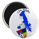 Chin Knights Magnet