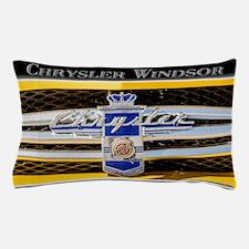Vintage Chrysler Car Pillow Case