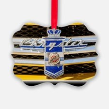 Vintage Chrysler Car Ornament