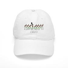 Happy Birthday Chico (ants) Baseball Cap