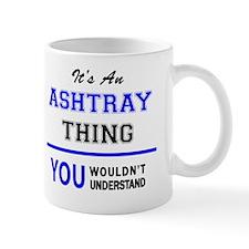 Cute Ashtray Mug