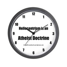 Deluxe Heliocentrism Clock