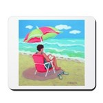 A Perfect Beach Day Mousepad