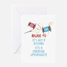 Rule #1 Greeting Cards
