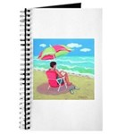 A Perfect Beach Day Journal