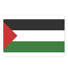 Palestine Flag Postcards (Package of 8)