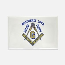 Brotherly Love Relief Truth Magnets