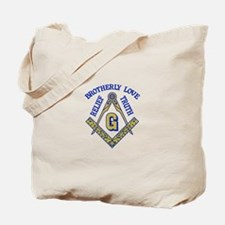 Brotherly Love Relief Truth Tote Bag
