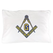 MASONIC EMBLEM Pillow Case