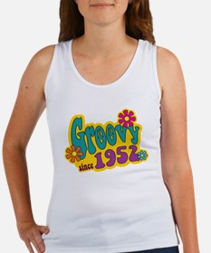 Groovy Since 1952 Tank Top