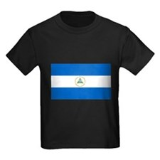 Nicaraguan Flag T