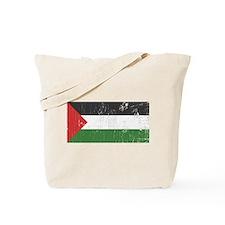 Vintage Palestine Tote Bag