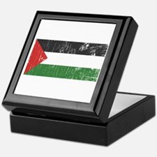 Vintage Palestine Keepsake Box