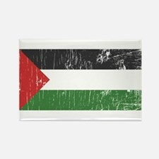 Vintage Palestine Rectangle Magnet