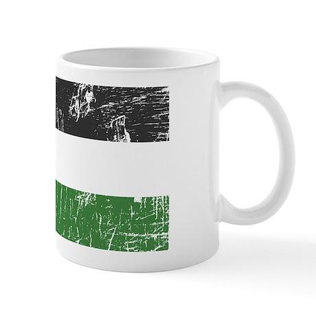 Vintage Palestine Mug