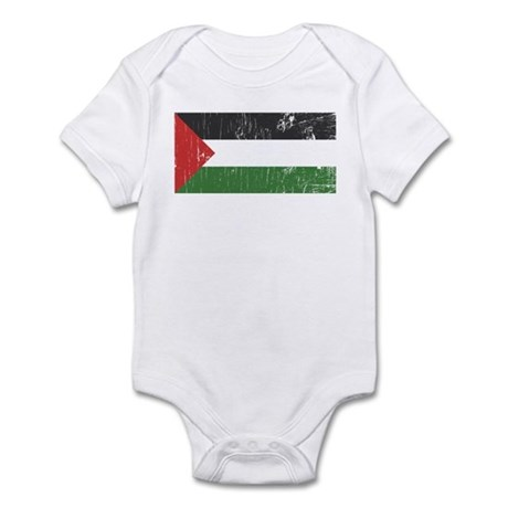 Vintage Palestine Infant Bodysuit