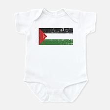 Vintage Palestine Infant Bodysuit