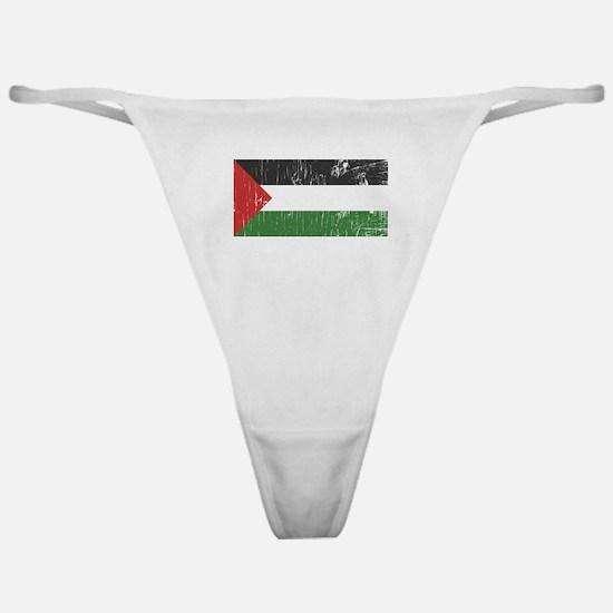 Vintage Palestine Classic Thong