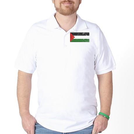 Vintage Palestine Golf Shirt