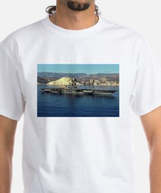 USS Coral Sea Ship's Image Shirt