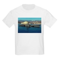 USS Coral Sea Ship's Image T-Shirt
