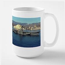 USS Coral Sea Ship's Image Mug