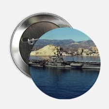"USS Coral Sea Ship's Image 2.25"" Button"
