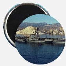 USS Coral Sea Ship's Image Magnet