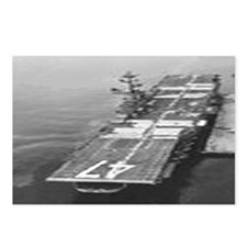 USS Philippine Sea Ship's Image Postcards (Package