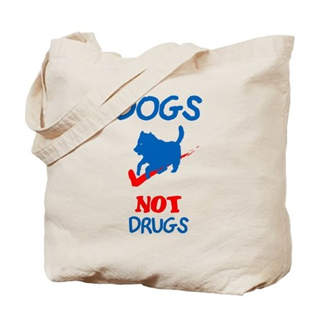 American Indian Dog Tote Bag