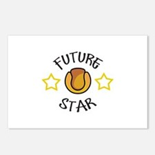 FUTURE TENNIS STAR Postcards (Package of 8)