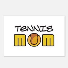 TENNIS MOM Postcards (Package of 8)