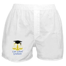 Law School Graduate Boxer Shorts