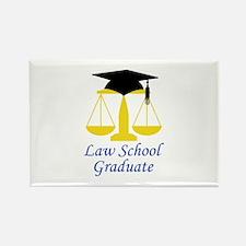Law School Graduate Magnets