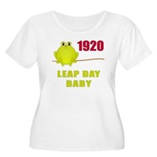 frog-1920 Plus Size T-Shirt
