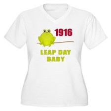 Leap Year 1916 Plus Size T-Shirt