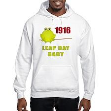 Leap Year 1916 Hoodie
