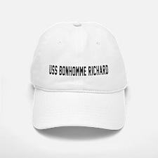 USS Bonhomme Richard Baseball Baseball Cap