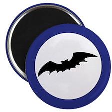 Bat Silhouette Magnets