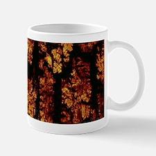 Tree Bark Structure,brown Mugs