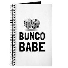 Bunco Babe Dice Journal