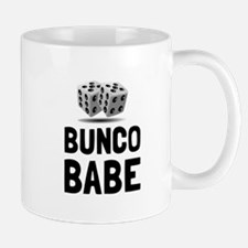 Bunco Babe Dice Mugs