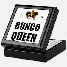 Bunco Queen Dice Keepsake Box