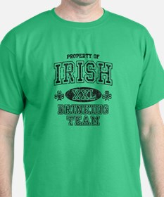 Irish Drinking Team St Patricks Day T-Shirt