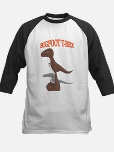 Bigfoot T-Rex Baseball Jersey