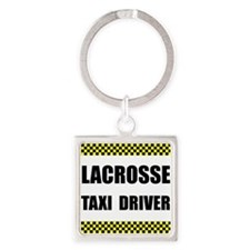Lacrosse Taxi Driver Keychains