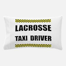 Lacrosse Taxi Driver Pillow Case