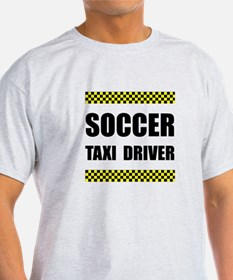 Soccer Taxi Driver T-Shirt